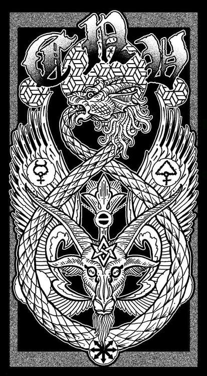 Satanic Goat | AntNatas Zone | Pinterest