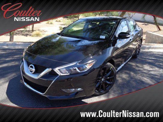 Sedan, 2017 Nissan Maxima SR with 4 Door in Surprise, AZ (85388)
