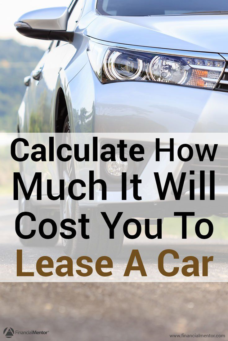 Want to lease a new car and get the best deal possible? This calculator is the key to making sure you're not getting ripped off. You'll also learn the pros and cons of leasing a car to figure out if it's right for you.