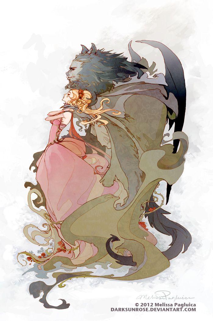 Beauty's Beast by *DarkSunRose on deviantART