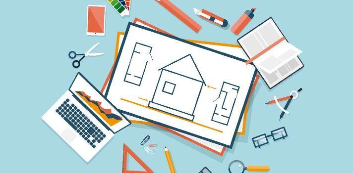 """Los estudiantes o graduados pueden optar entre solicitar la beca en la categoría """"Mujeres en la arquitectura"""" o en """"Diseño residencial"""""""