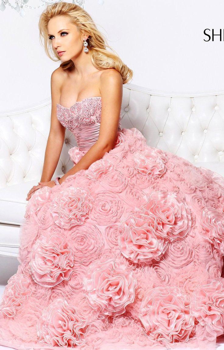Mejores 399 imágenes de Sherri Hill Dresses. en Pinterest | Vestidos ...