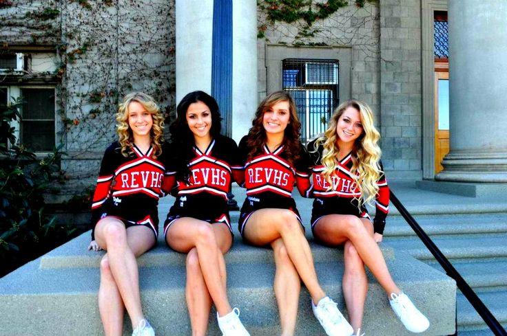 Seniors Cheer Picture
