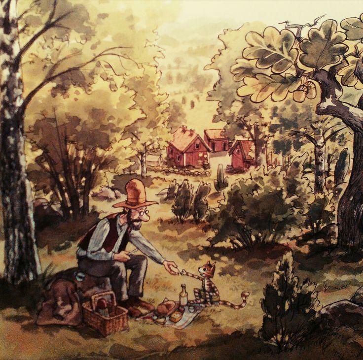 Petterson zeltet (1992)
