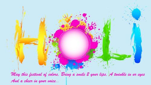 Holi Wishes in English for Wallpaper #Holi #HoliFestival #HoliFestivalIndia #HoliFestivalIndia #HoliFestivalIndia2018 #HoliIndia #HoliIndia2018 #Holi2018 #FestivalofColors #HoliWallpaper #HoliPhoto