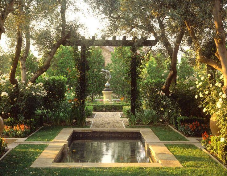 33 best Formal gardens images on Pinterest Landscaping Formal