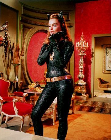 julie newmar catwoman | Julie Newmar as Catwoman - Sitcoms Online Photo Galleries