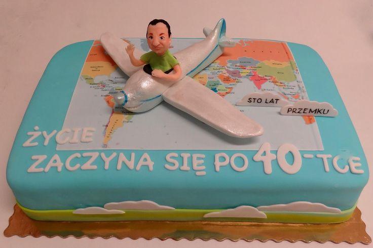 Tort dla marzyciela podróżnika