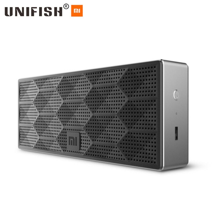 Find More Speakers Information about Original Xiaomi mi 1200mAh Black Square Portable Wireless Bluetooth 4.0 Speaker Square Box Speaker HiFi Wireless Mini Stereo ,High Quality box bracelet,China speaker sleeve Suppliers, Cheap speaker box mp3 from UNIFISH Store on Aliexpress.com