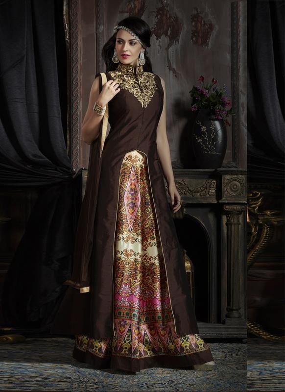 7961c3fcc31 Designer Indian Evening Gown in US