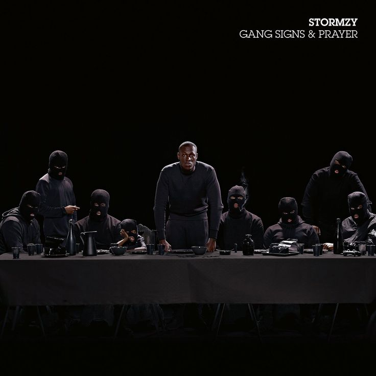Yes it's midnight and Stormzy's new and long awaited album is finally …