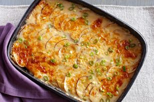 Pommes de terre à la normande - Ne cherchez plus la meilleure recette pour le gratin de pommes de terre : la voici!