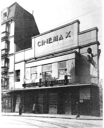 Se encontraba en la calle de San Bernardo esquina a la de San Vicente Ferrer y que fue demolido a principios de los años 60.