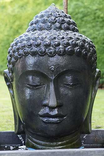 Buddha Brunnen 100cm