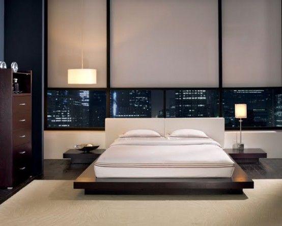 Configuración Dormitorio minimalista