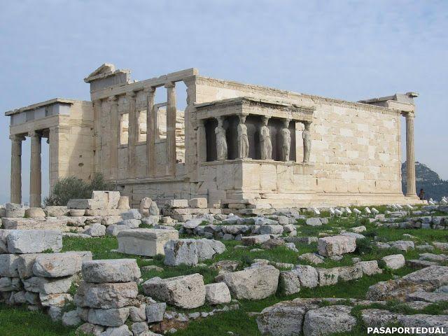 Compartimos nuestro itinerario en Atenas, Grecia. Qué vimos e hicimos en 4 días.
