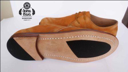 Avani Derbie - Damathara Shoes