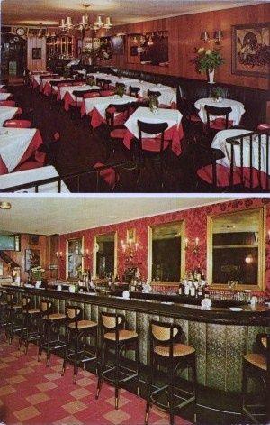 Lorelei Restaurant Nyc
