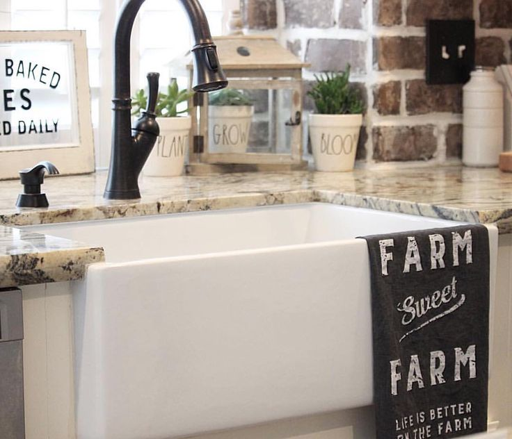 Farmhouse Sink Kitchen, Farm Sink Kitchen And