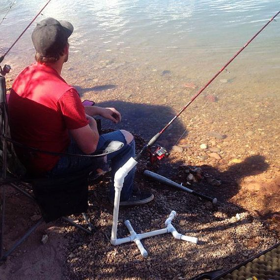 25 best fishing pole holder ideas on pinterest pole for Best pier fishing rod