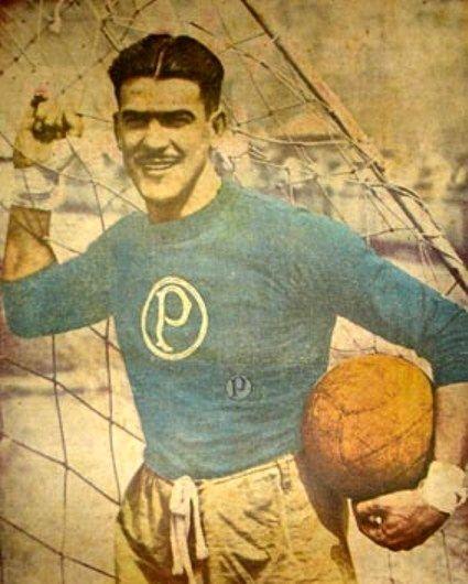 #Oberdan Cattani #Palmeiras #1940's