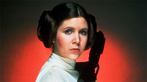 Ecco la figlia della Principessa Leia in STAR WARS: IL RISVEGLIO DELLA FORZA