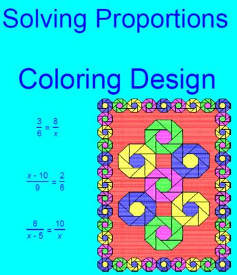 108 best Geometry and Algebra 1 Coloring Activities images on ...