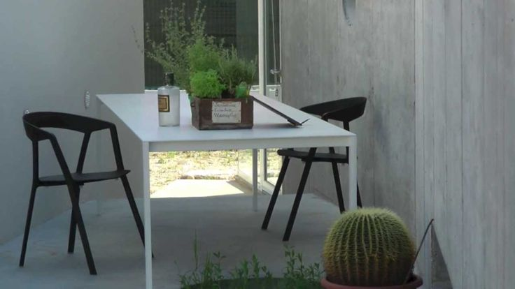 Kristalia presents the furniture of his style of life to live outdoors http://www.kristalia.it