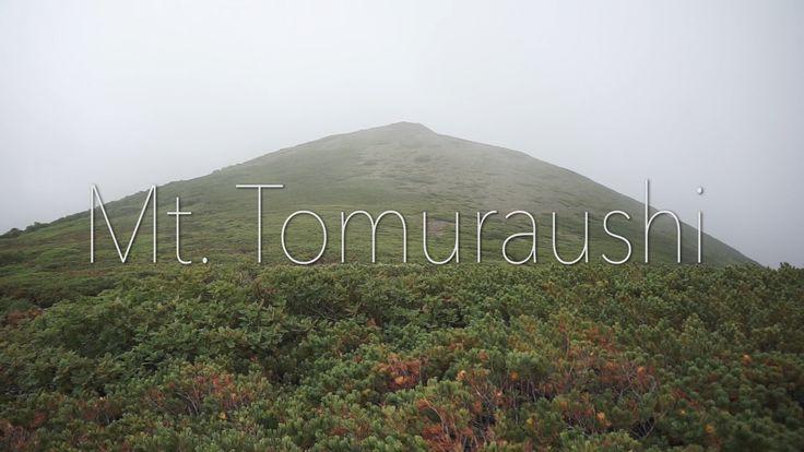 【ひとり登山部LOG】2014 #6 地元の百名山へ トムラウシ山 part1 前編 登山【SONY NEX-5N】