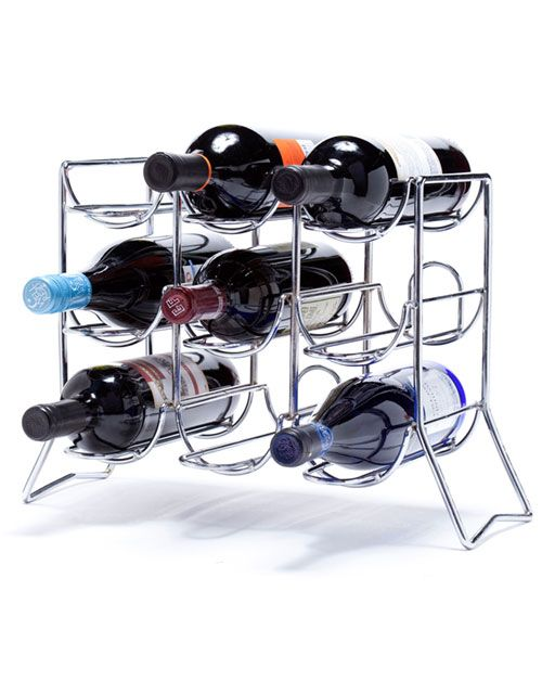 150 best images about small capacity wine racks on for Movie reel wine rack