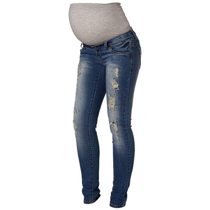 MAMA LICIOUS Umstands Jeans #MamaLicious #Umstandsjeans #ModefürSchwangere