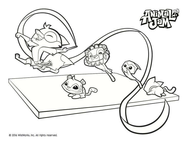 More Summer Games fun with this awesome coloring sheet
