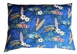 Tropical Dog Bed by designer Dean Miller