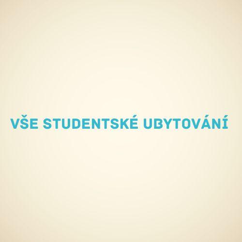 VŠE Studentské ubytování