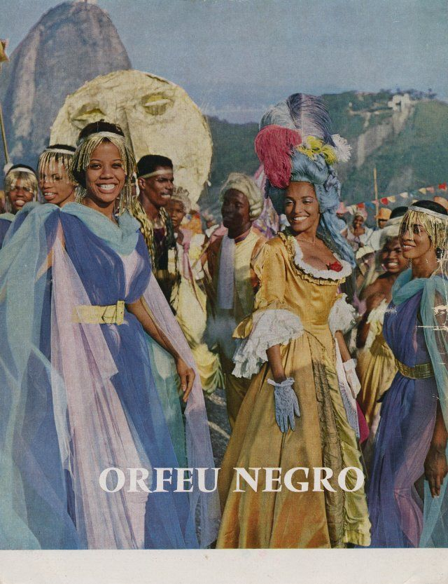 Brazil - Black Orpheus - won the 1960 Academy Award for Best Foreign Language Film
