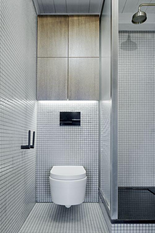 Estética compartida en la reforma de una cocina y un baño | Ministry of Deco
