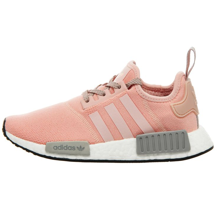 Shoes Adidas NMD R1 Cherry Blossoms Pink Grey on Sale