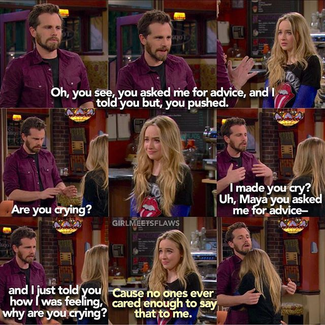 "#GirlMeetsWorld 2x08 ""Girl Meets Hurricane"""