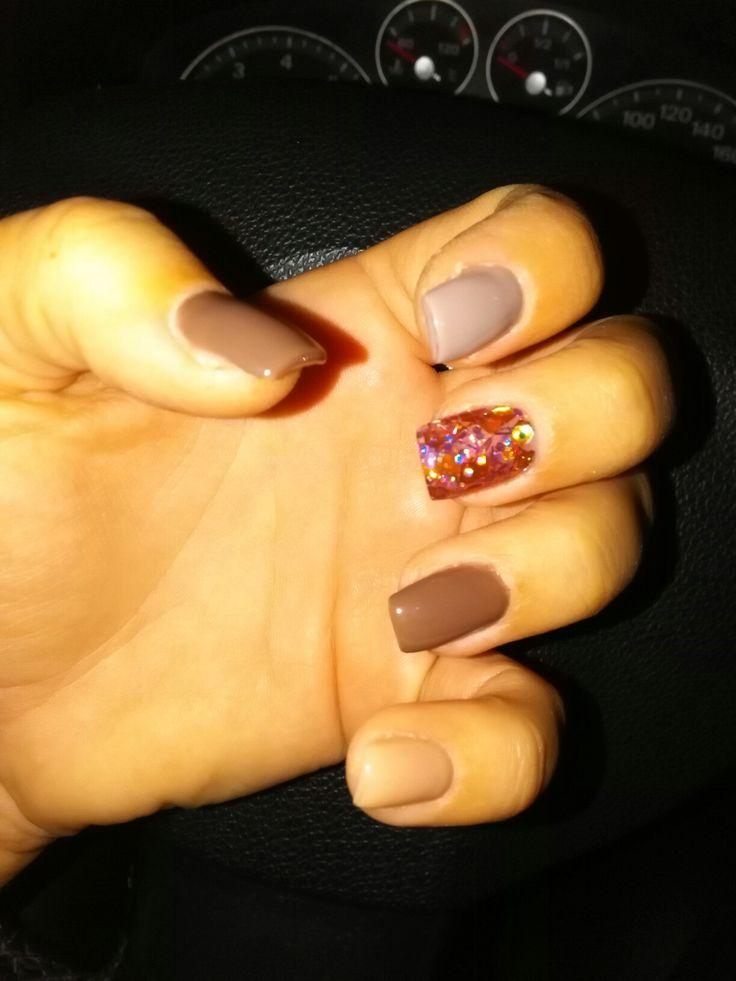 My nails this week!