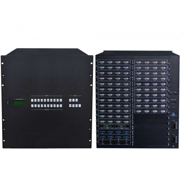 MMX6464 Modular Matrix Switcher