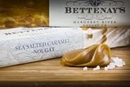 Bettenay's Sea Salted Caramel Nougat