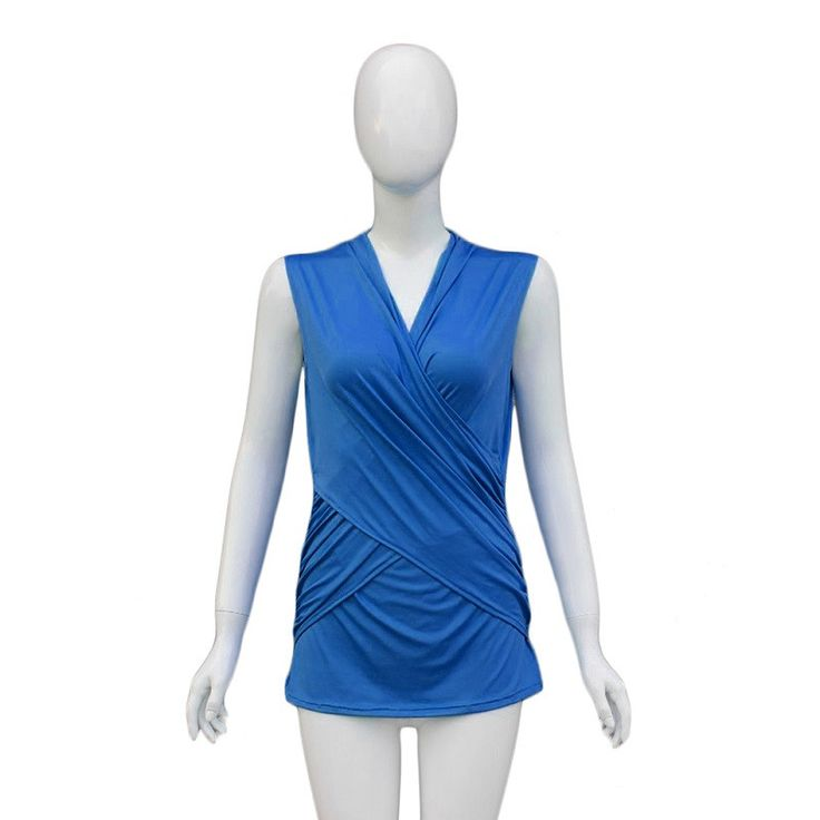 100% Brand New Women Sexy Fashion Vest Top Sleeveless Tees Casual T-Shirt