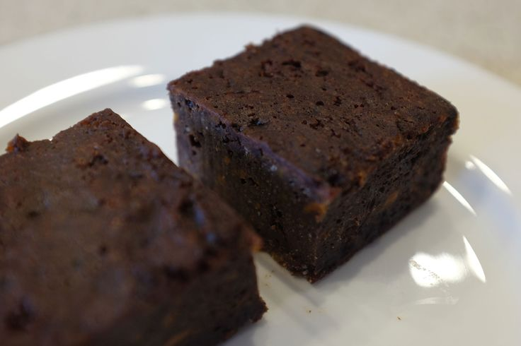 A divine Paleo Brownie...made with Sweet Potato! #dairyfree #paleo #blogpost  http://www.zincmoon.com/?p=5182