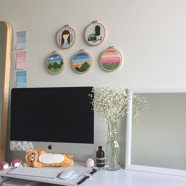 Productivity Boosting Study Room Ideas: Best 25+ Aesthetic Bedrooms Ideas On Pinterest