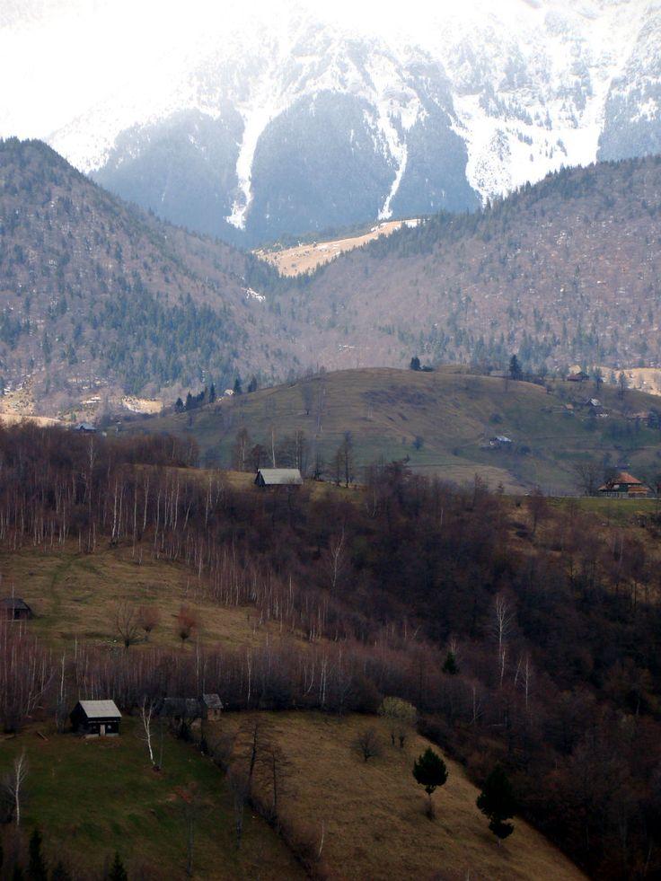 Moeciu de Jos, Romania
