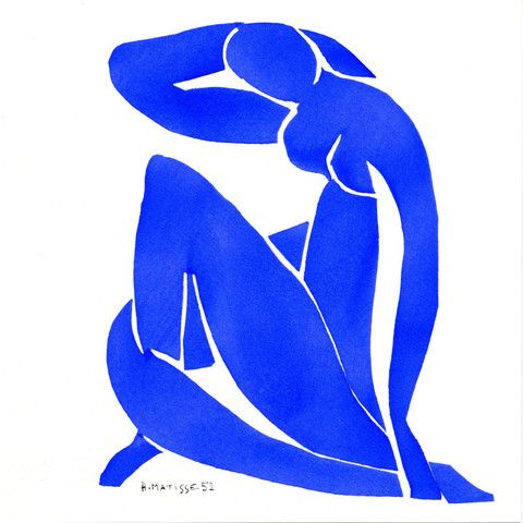 Matisse et ses estampes et collages, love this period