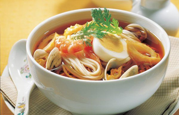 Udon Noodles,Low-fat Healthy Food,Japanese Traditional Food Photo ...