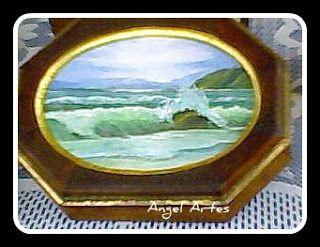 a ti., Quéfren ? uma conhecida Regina Martins Angelini., talvez ela não se lembre de mim., antiga conhecida no Ceu-Dutra-Interlagos., faz trabalhos belíssimos.....Retratou o Mar Aqui., super bem., mesmo !. bjs.