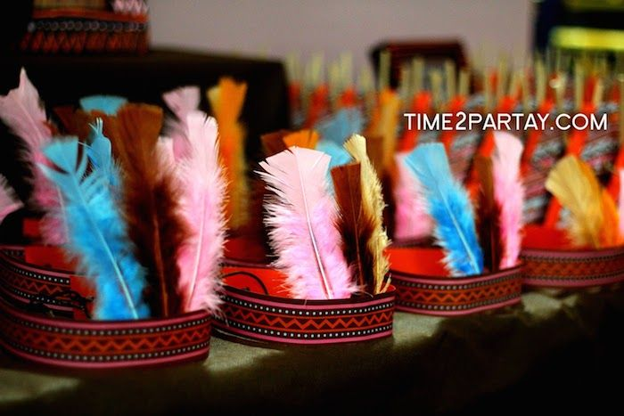 pocahontas party ideas | The Aztec + Pocahontas party ideas and elements to look for from this ...