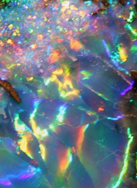 Australian opals nude